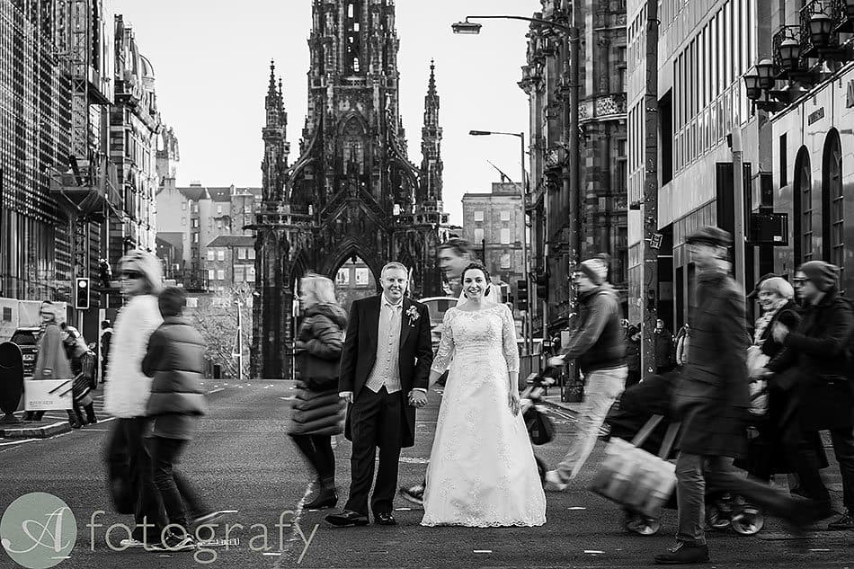 wedding photography george hotel edinburgh 44