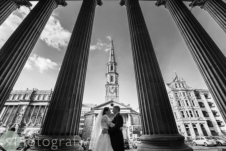 Principal hotel Edinburgh Wedding Photos