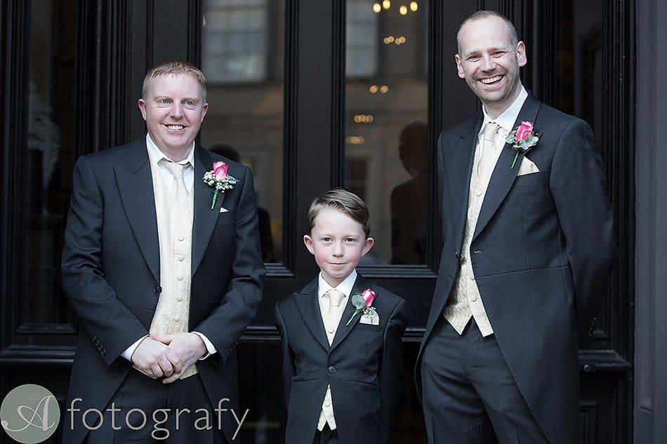 wedding photography george hotel edinburgh 5