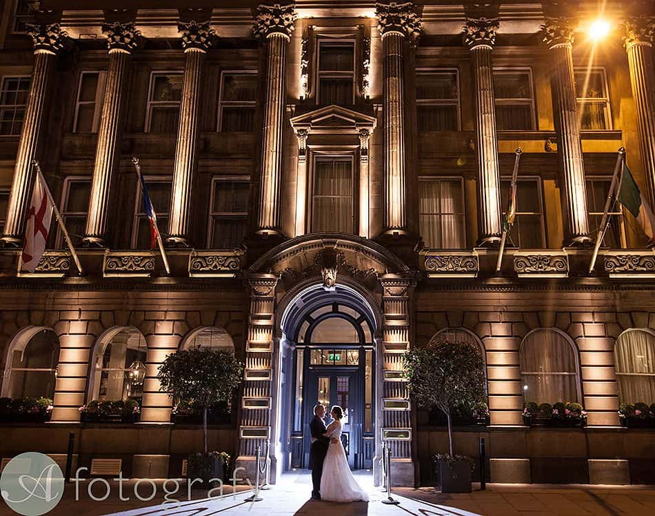 wedding photography george hotel edinburgh 63
