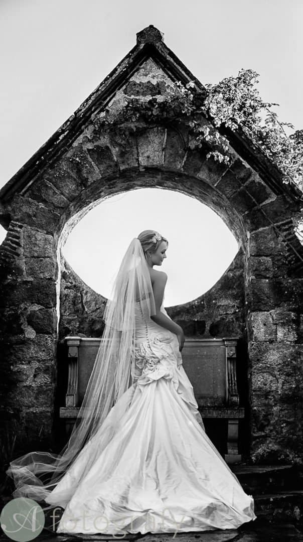 Greywalls Hotel Gullane wedding 12