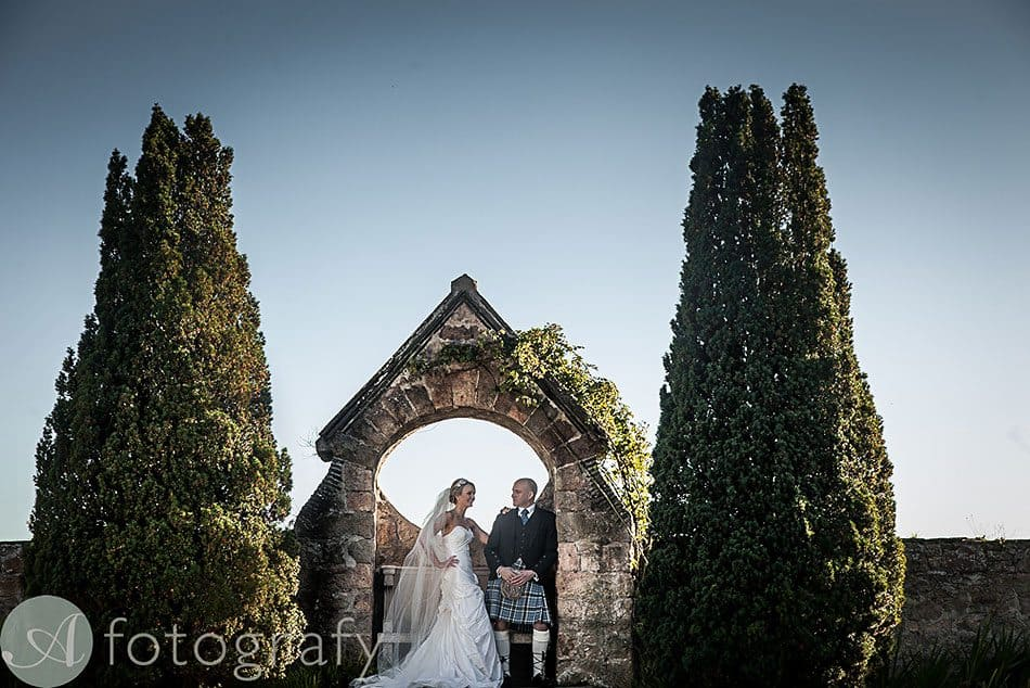 Greywalls Hotel Gullane wedding 14