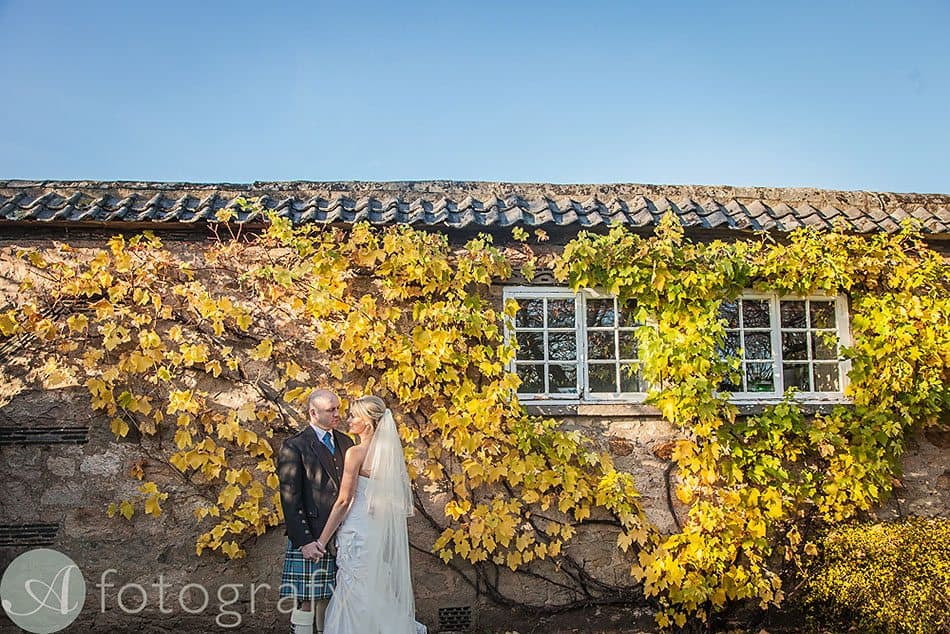 Greywalls Hotel Gullane wedding 19