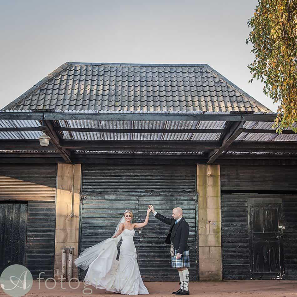 Greywalls Hotel Gullane wedding 21