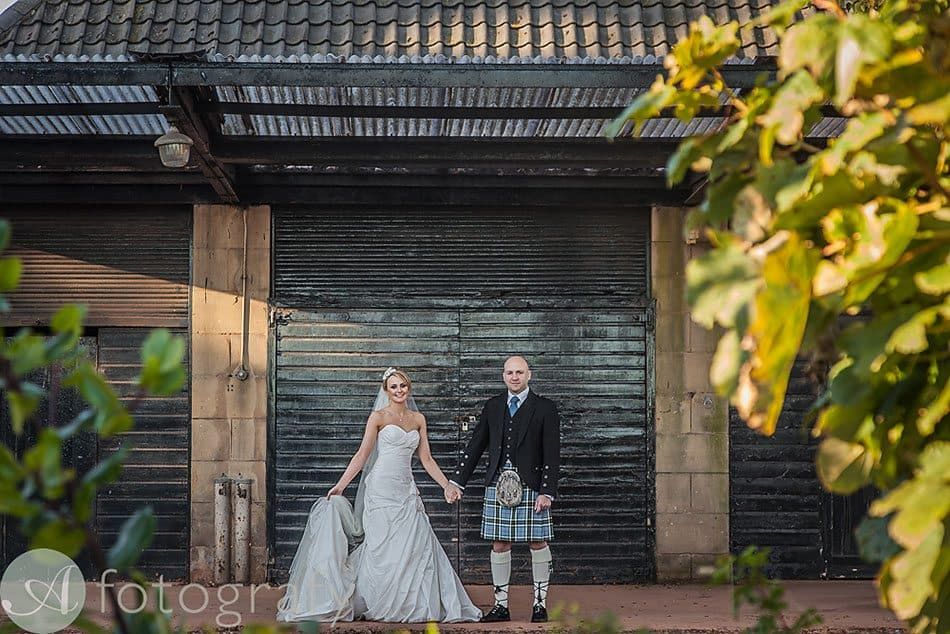 Greywalls Hotel Gullane wedding 22