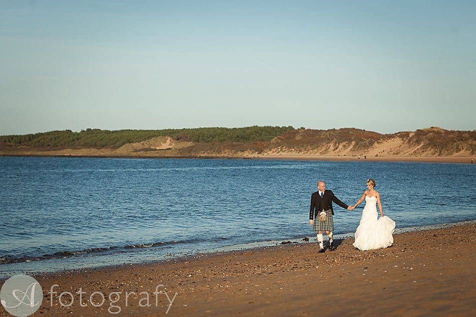 Greywalls Hotel Gullane wedding 30