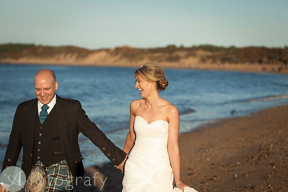 Greywalls Hotel Gullane wedding 31