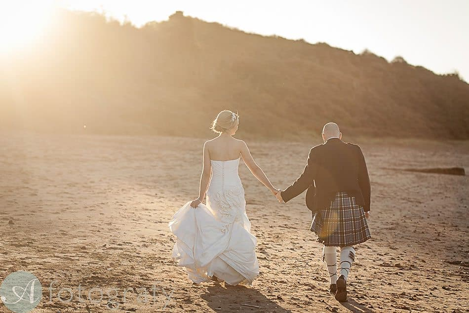 Greywalls Hotel Gullane wedding 32