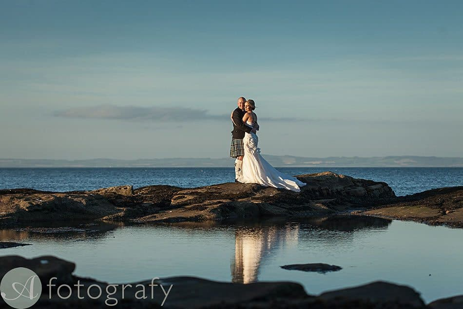 Greywalls Hotel Gullane wedding 33