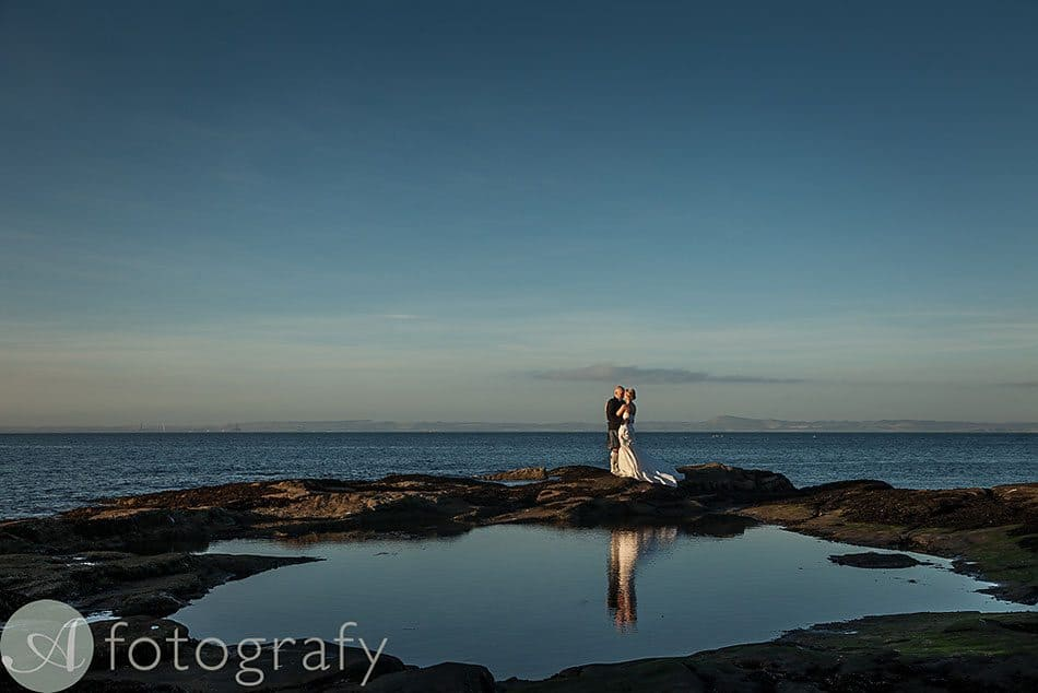 Greywalls Hotel Gullane wedding 34