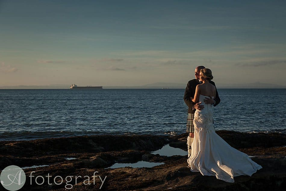 Greywalls Hotel Gullane wedding 35