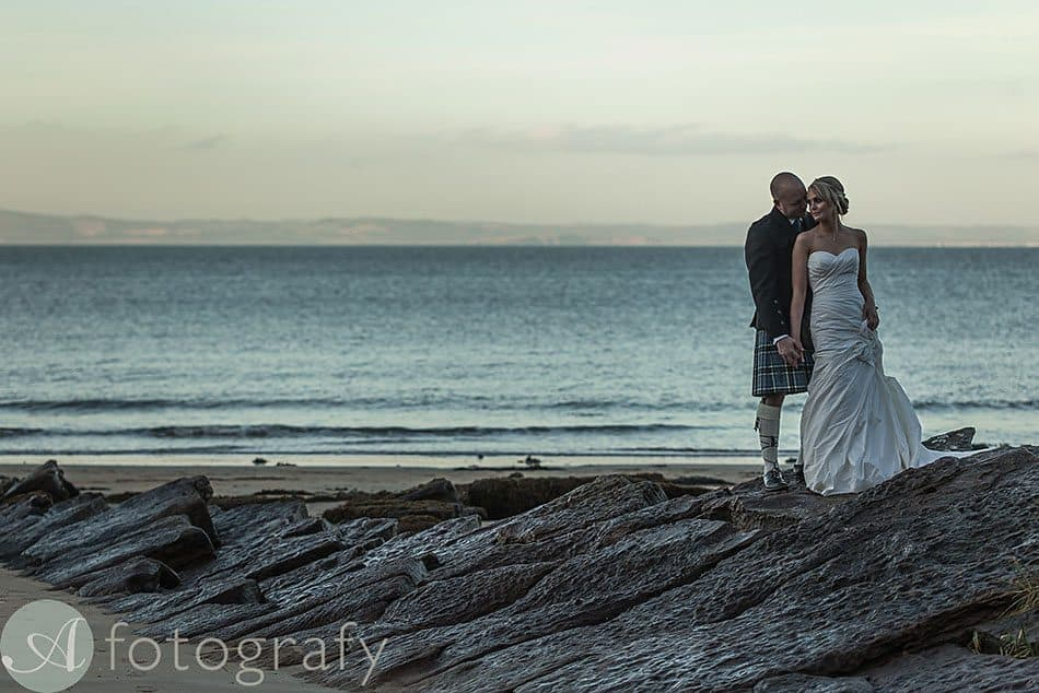 Greywalls Hotel Gullane wedding 37