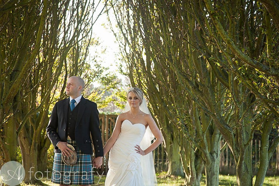 Greywalls Hotel Gullane wedding 4
