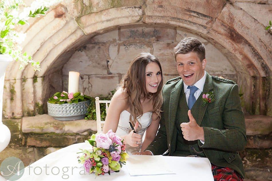 dunglass estate wedding photos 43
