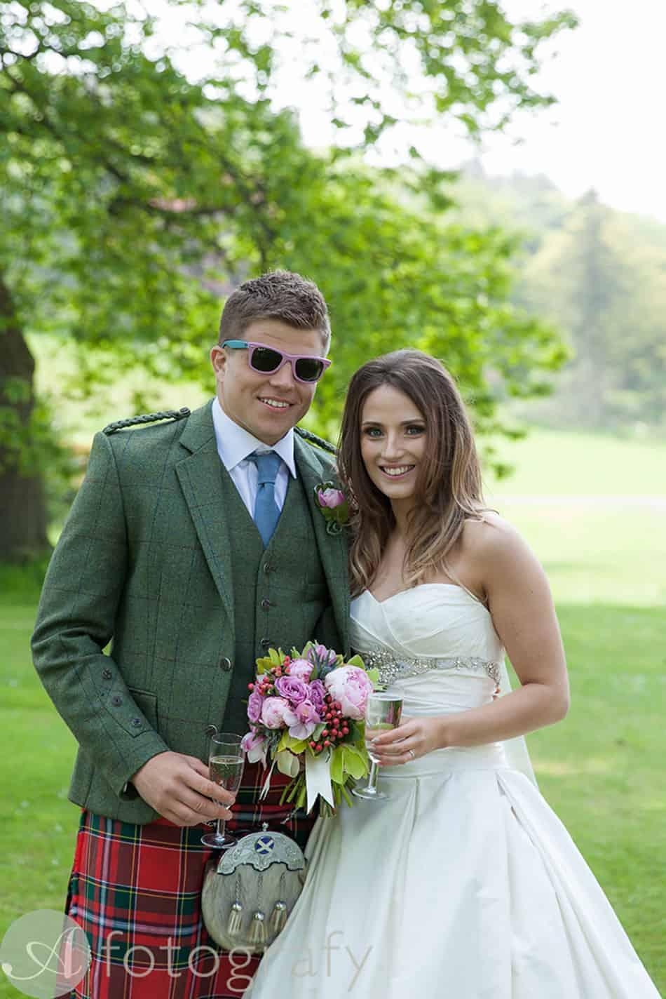 dunglass estate wedding photos 47