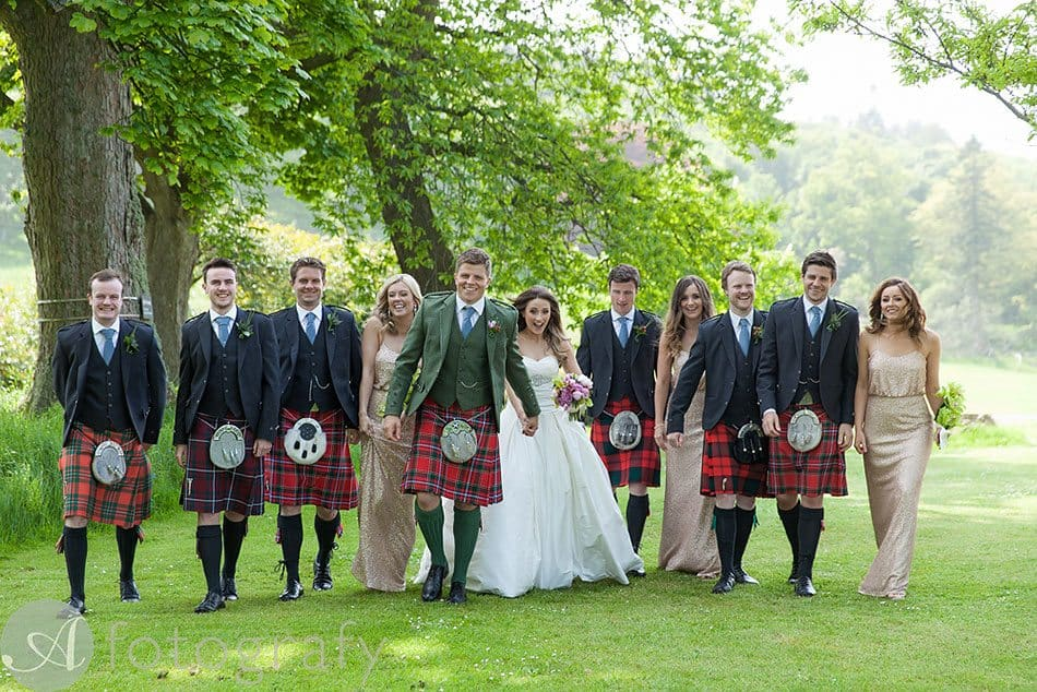 dunglass estate wedding photos 49