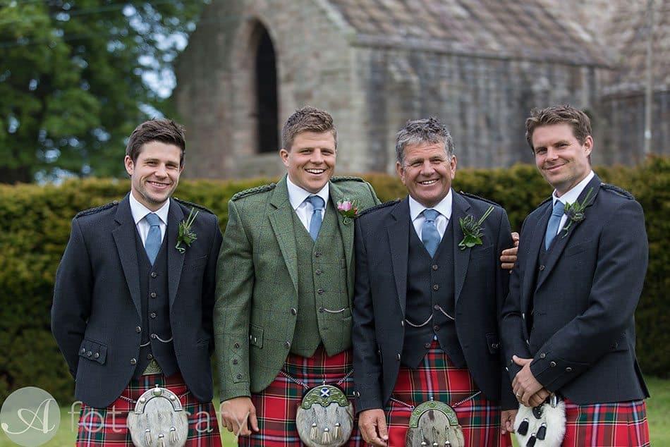 dunglass estate wedding photos 5