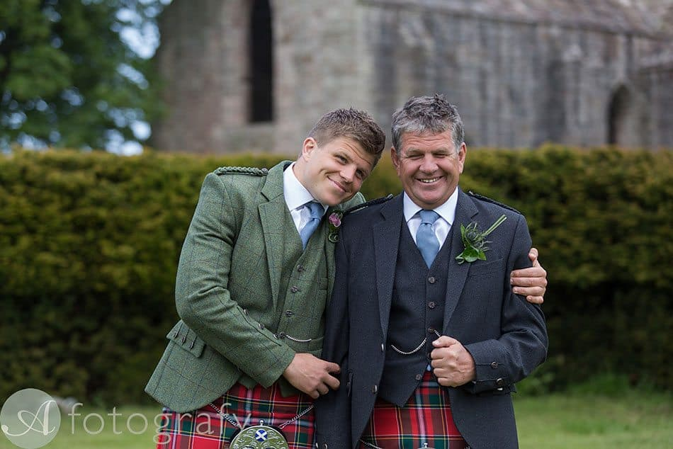 dunglass estate wedding photos 6