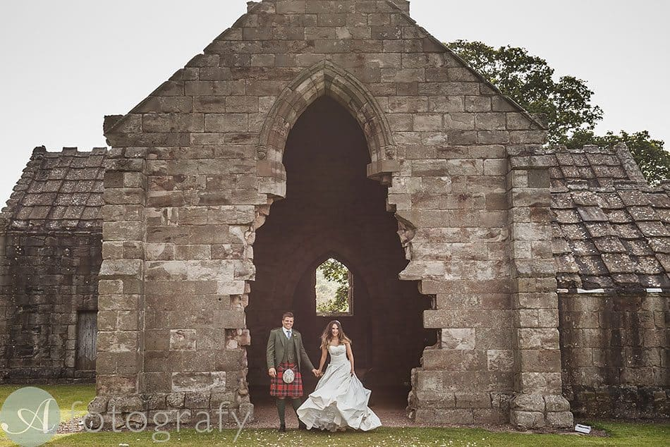 dunglass estate wedding photography