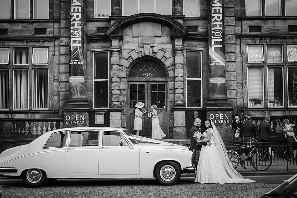 edinburgh summerhall wedding photos 31