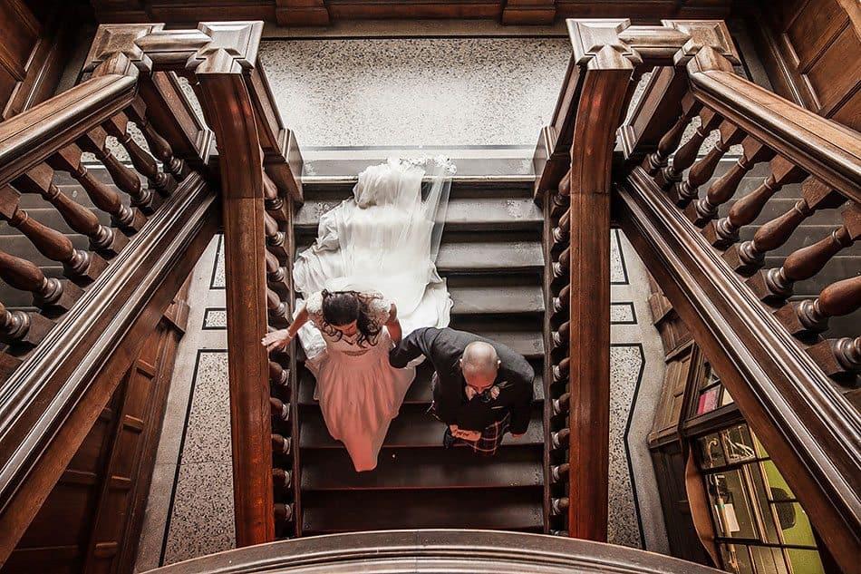 edinburgh summerhall wedding photos 37