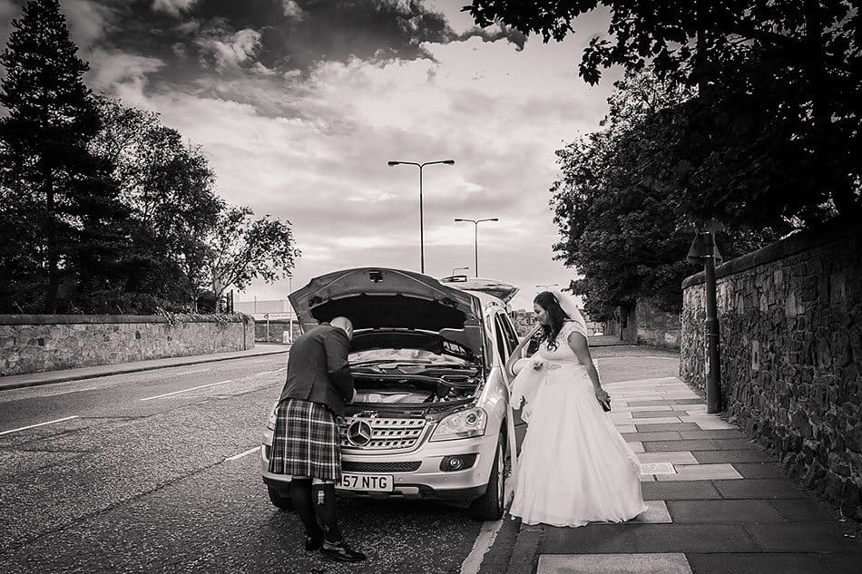 edinburgh summerhall wedding photos 38