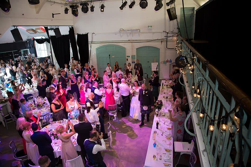 edinburgh summerhall wedding photos 58