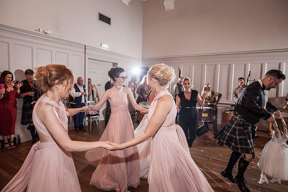 edinburgh summerhall wedding photos 64