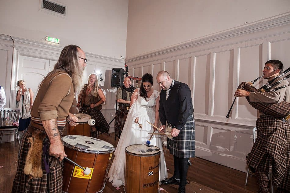 edinburgh summerhall wedding photos 67