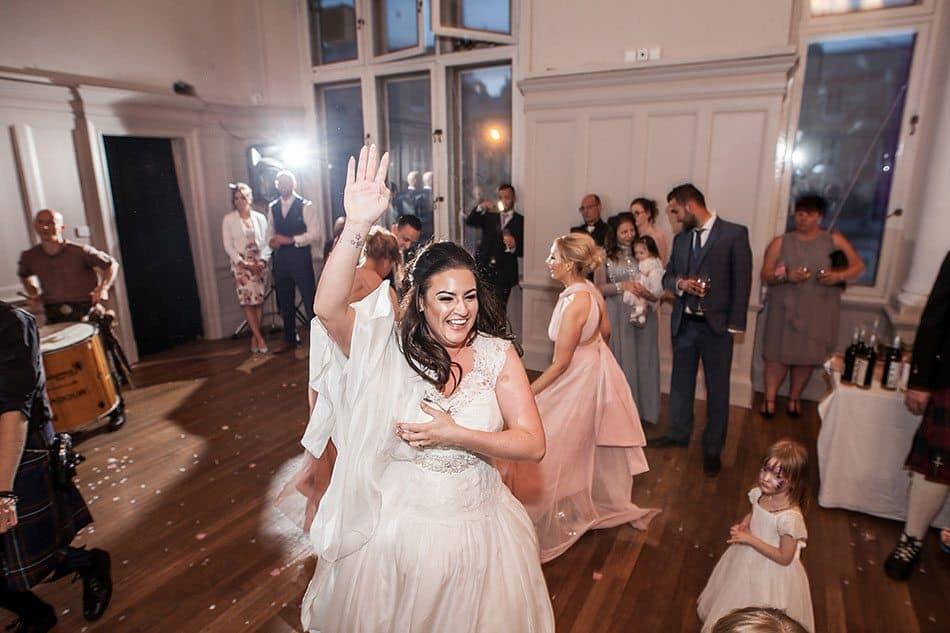 edinburgh summerhall wedding photos 73