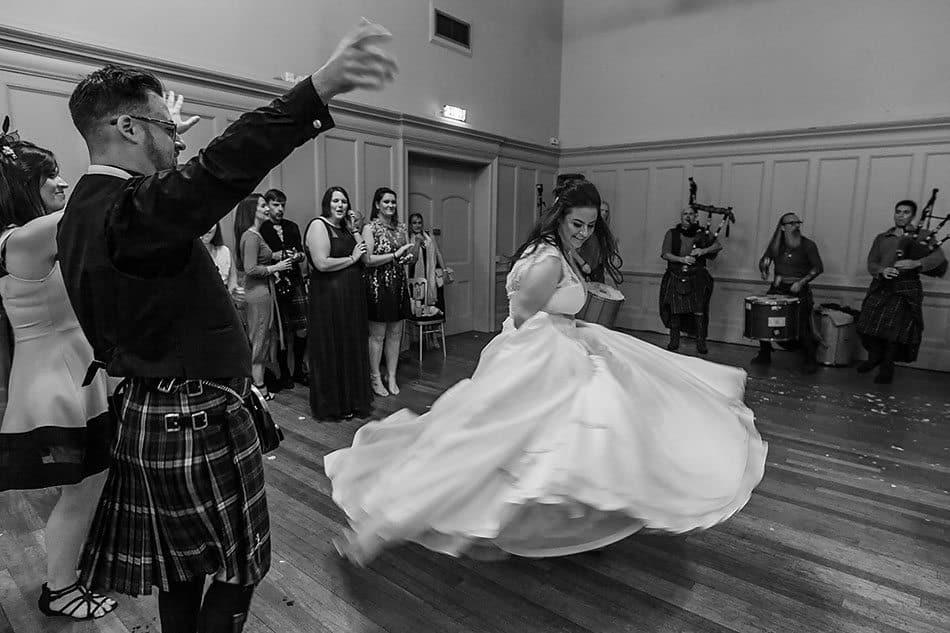 edinburgh summerhall wedding photos 75