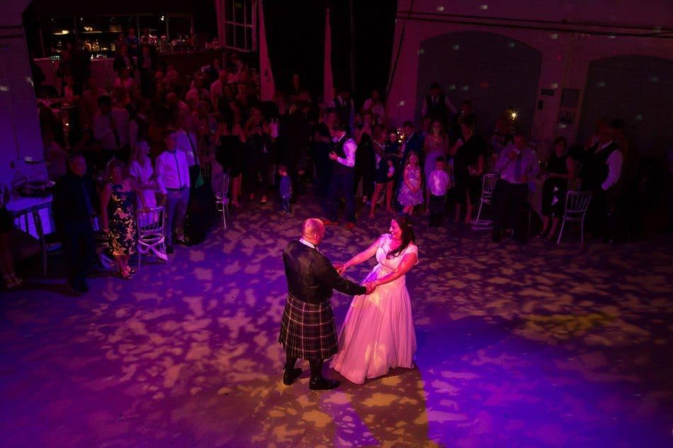 edinburgh summerhall wedding photos 77
