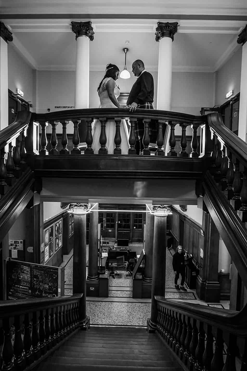edinburgh summerhall wedding photos 79