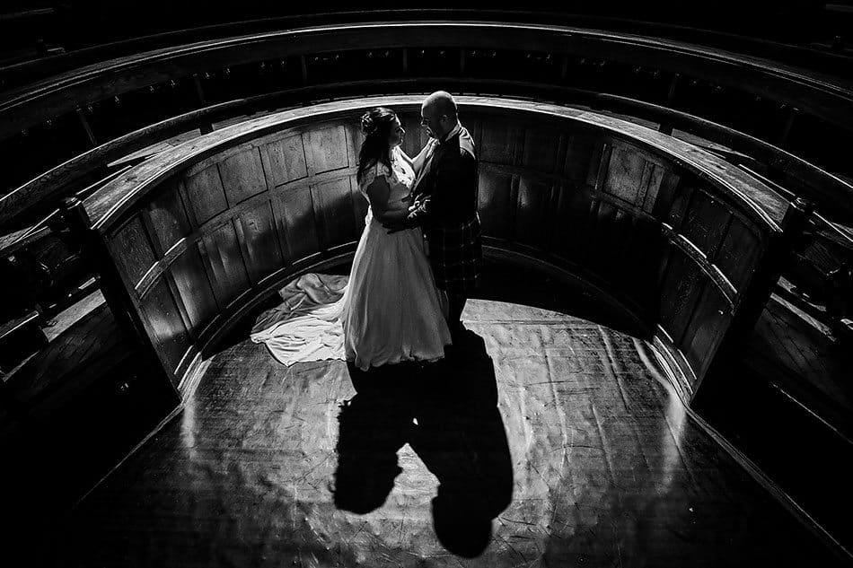 edinburgh summerhall wedding photos 84