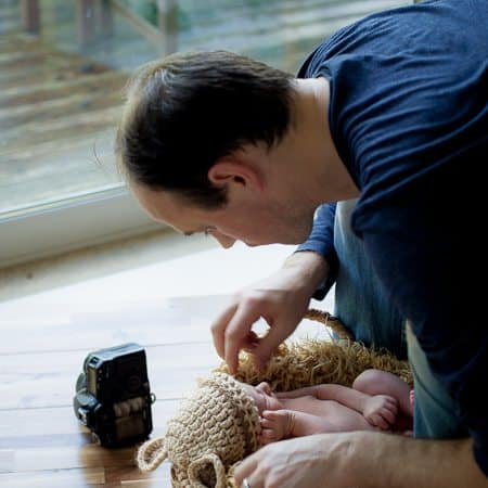 edinburgh newborn photographer 2