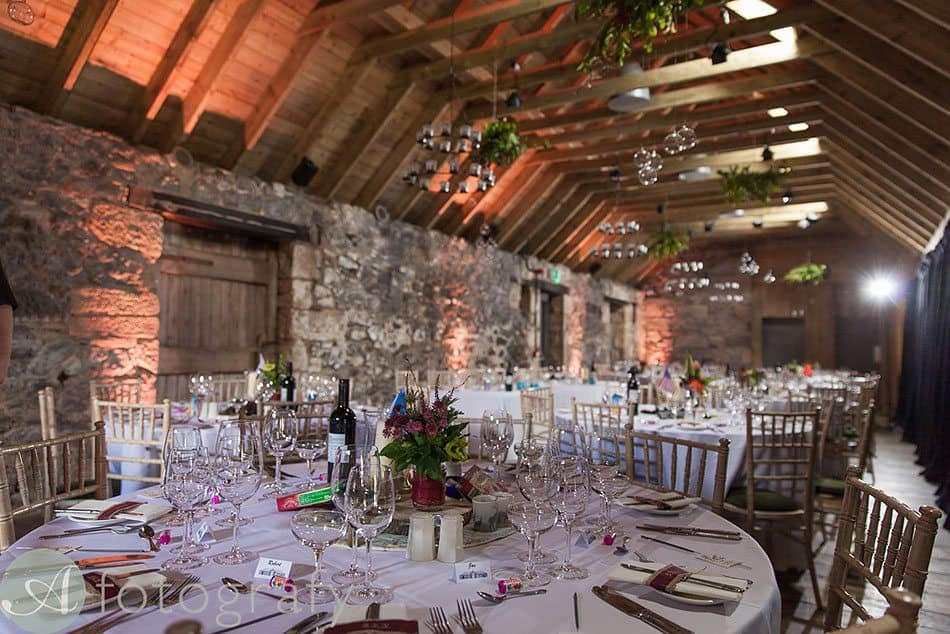 The Byre at Inchyra wedding 62