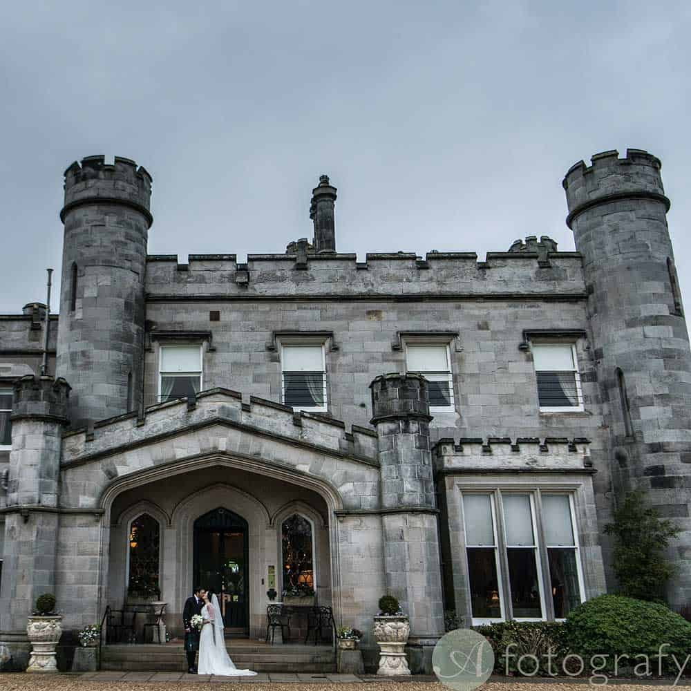 Marry Your Prince in a Fairy Tale British Castle Wedding ...