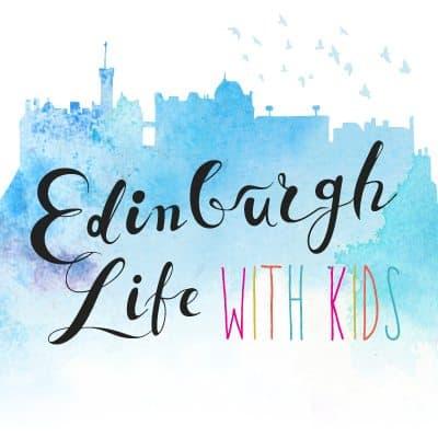 Edinburgh with kids Laura