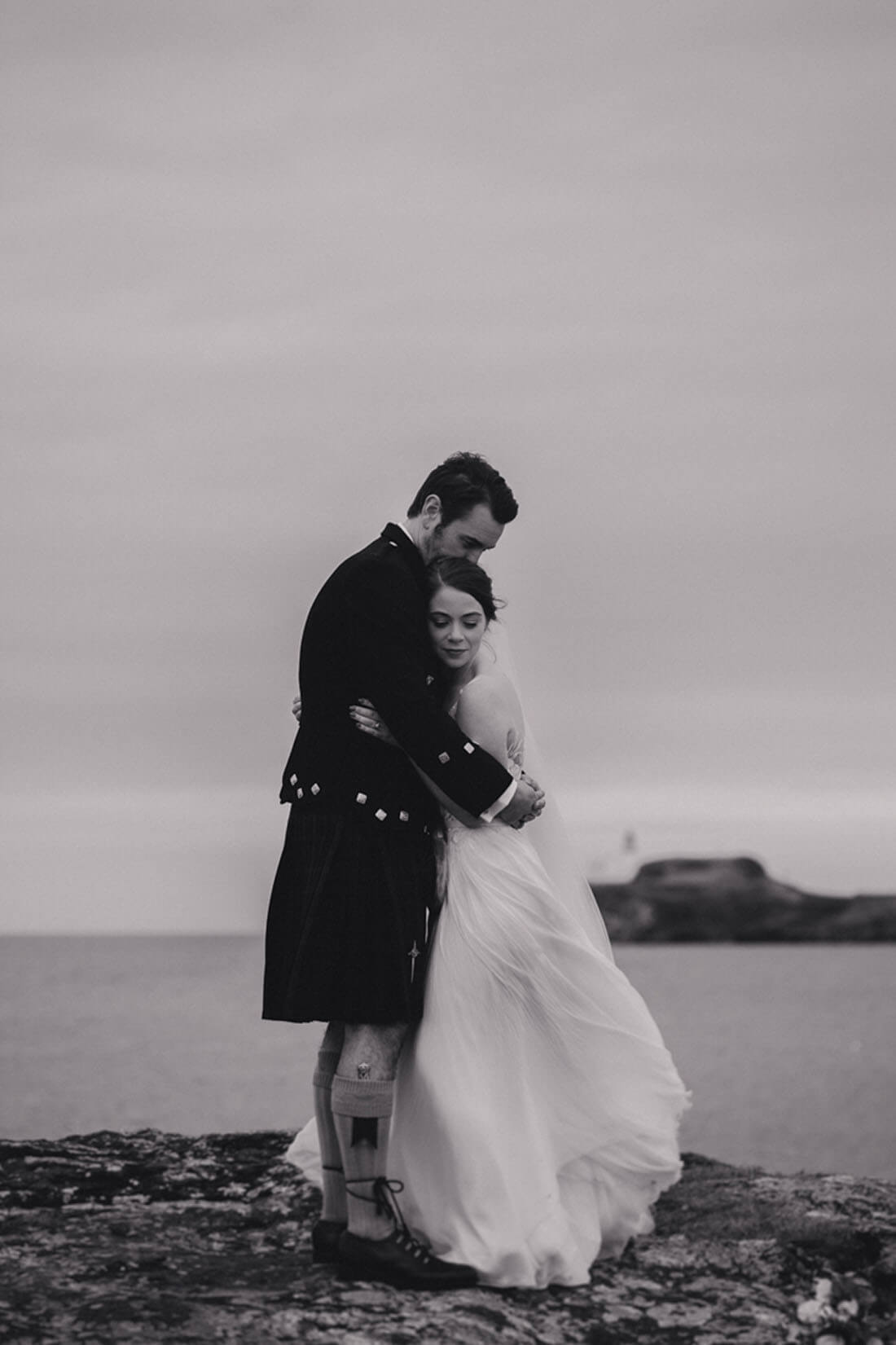 Archerfield Edinburgh wedding photography bride and groom poses