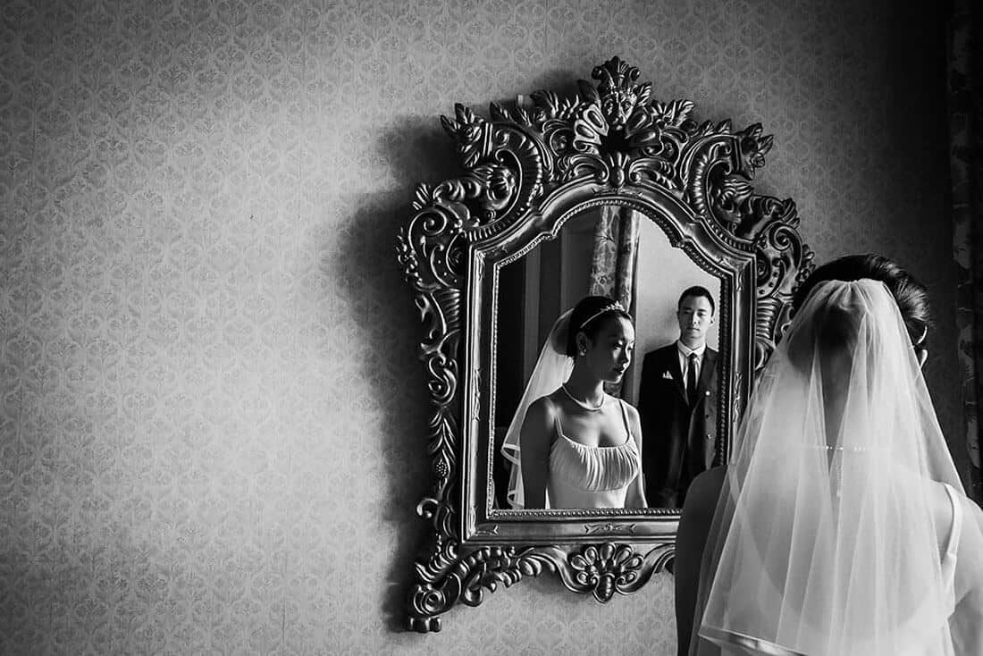 Wedding photographers Dalhousie Castle-3