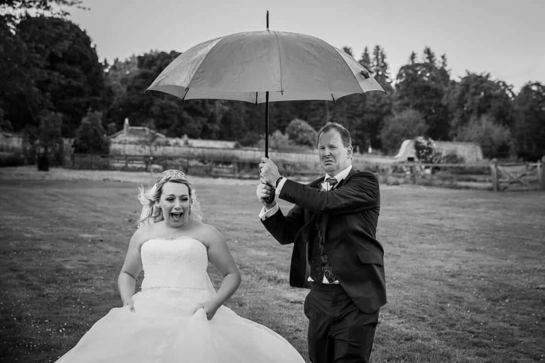 alternative wedding photographer scotland edinburgh