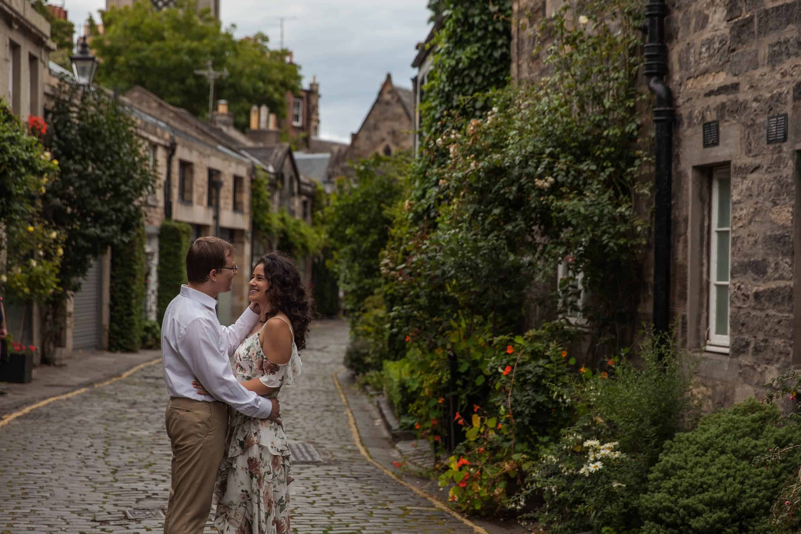 Engagement photography in Edinburgh 18
