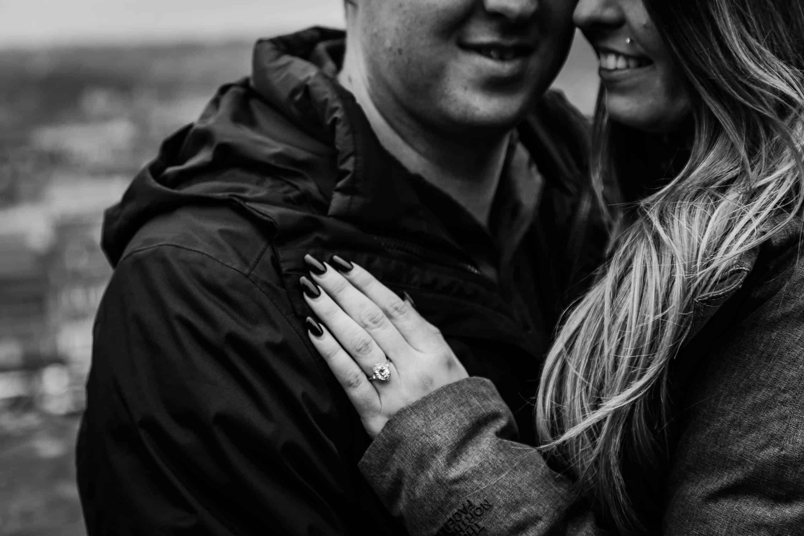 Engagement photography in Edinburgh 21