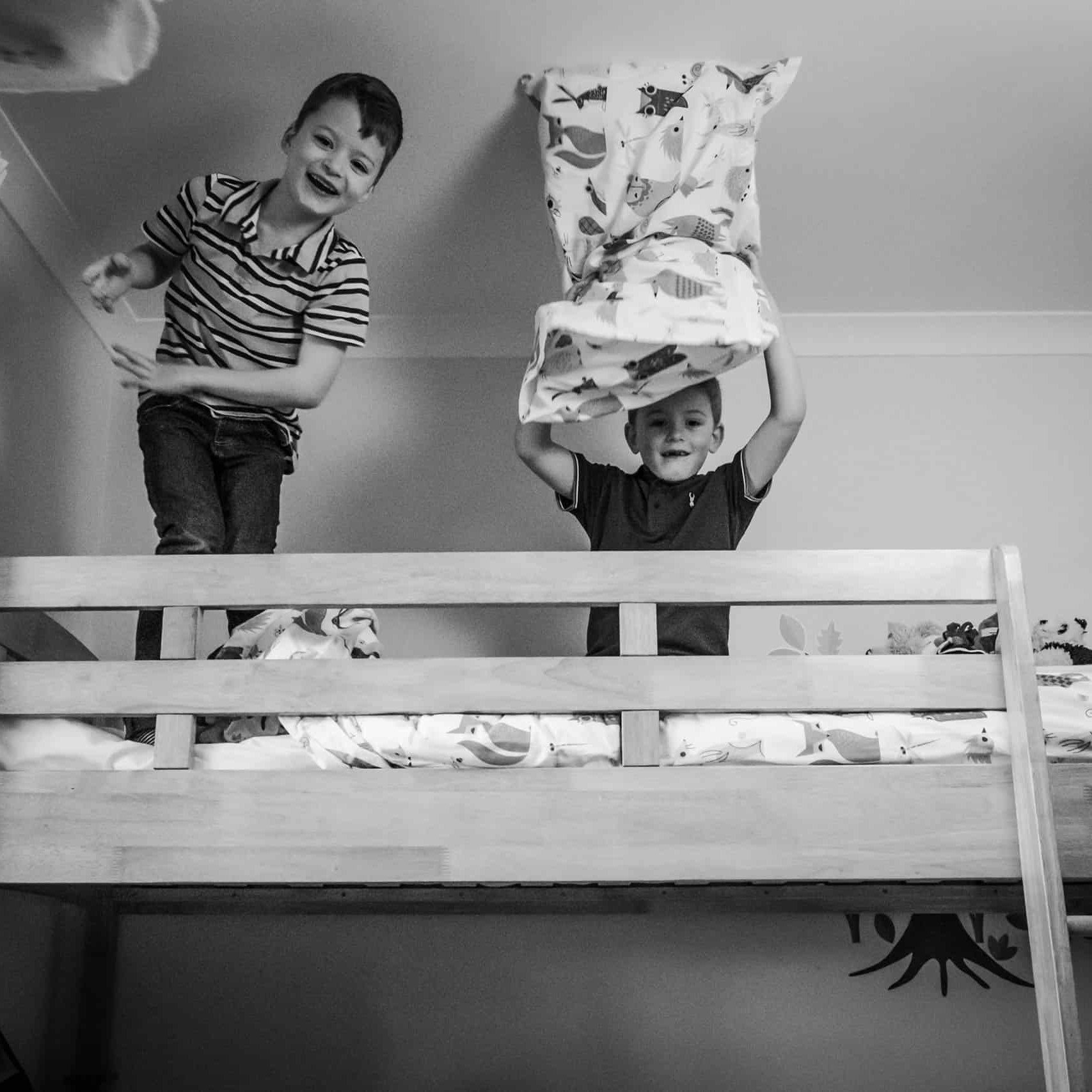 natural children photography in Edinburgh