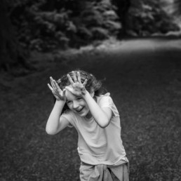 edinburgh children photographer with kids