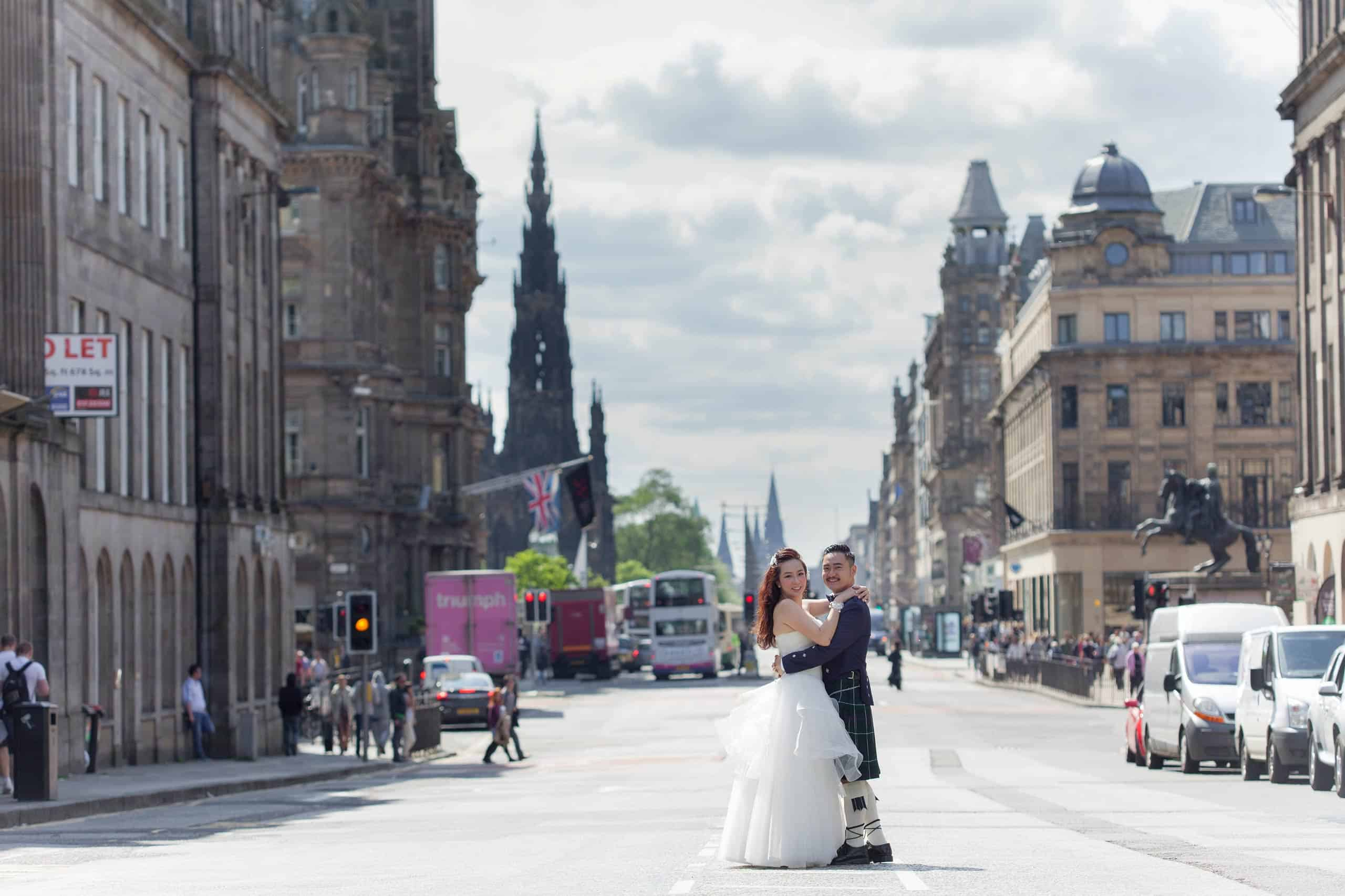 Engagement photography in Edinburgh 32