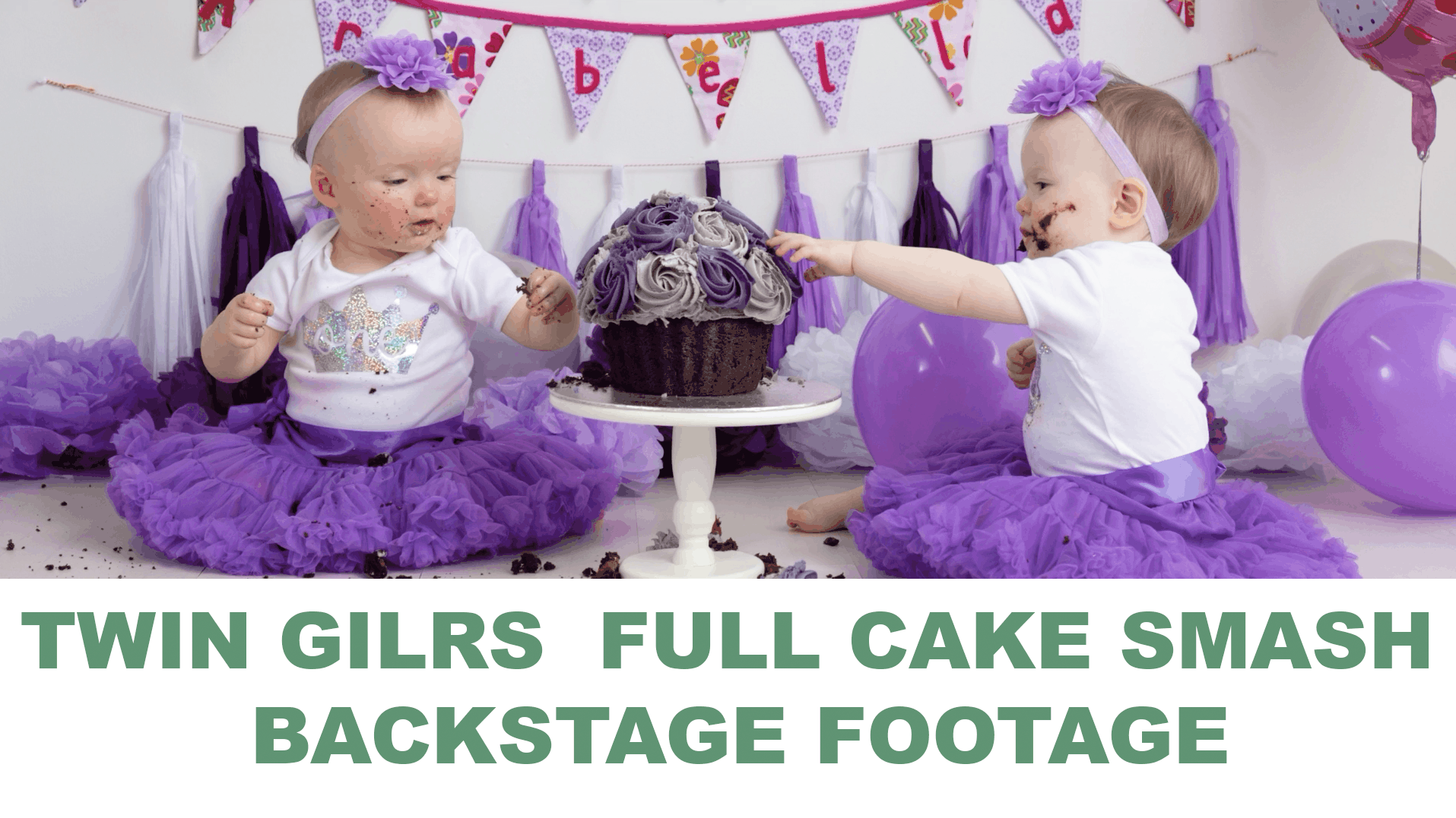First Birthday Cake Smash Photography | Sophia-Belle 23