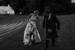 evening broxmouth wedding photography natural
