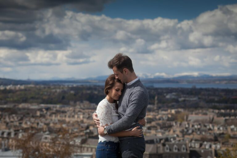 Top romantic places to propose in Edinburgh. 6