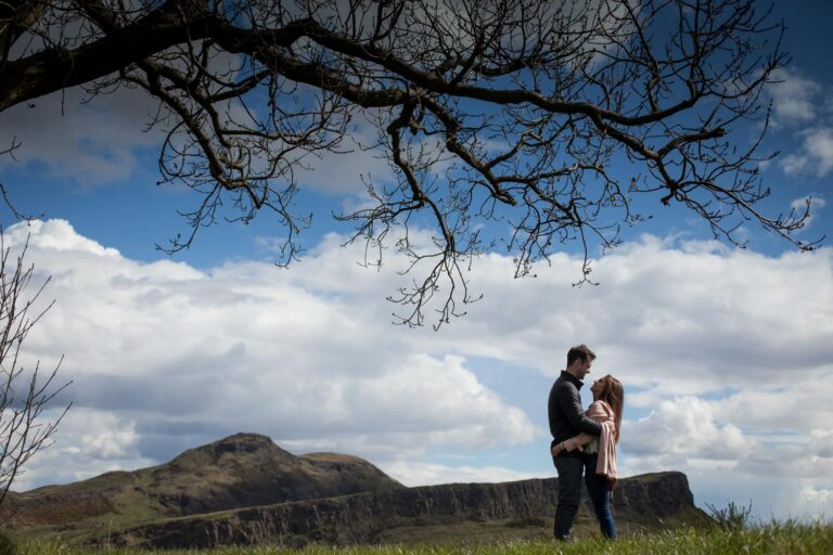 Top romantic places to propose in Edinburgh. 7